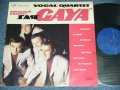 "VOCAL QUARTET ""GOYA"" -  VOCAL QUARTET ""GOYA"" / 19?? USSR/RUSSIA  ORIGINAL Used LP"