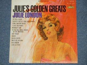 画像1: JULIE LONDON - JULIE'S GOLDEN GREATS ( COLOR JACKET: Ex++.Ex/Ex+++ ) / 1963 US ORIGINAL STEREO LP