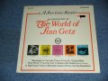 STAN GETZ - AN ITRODUCTION TO  THE WORLD OF STAN GETZ  / 1964 US ORIGINAL STEREO LP