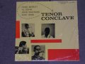 JOHN COLTRANE + HANK MOBLEY + AL COHN + ZOOT SIMS - TENOR CONCLAVE  / WEST-GERMANY Reissue Sealed LP