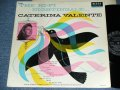 CATERINA VALENTE - THE HI-FI NIGHTINGALE ... ( Ex+/Ex++ ) / 1956 US ORIGINAL 1st Press BLACK Label MONO Used LP