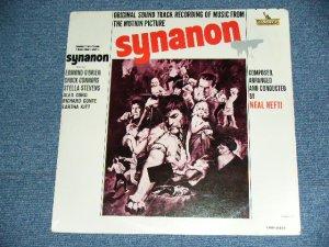 画像1: ost NEAL HEFTI - SYNANON / 1965  US ORIGINAL MONO Brand New SEALED  LP