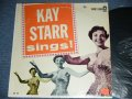 KAY STARR - SINGS!  /  Early 1960's US ORIGINAL MONO Used LP