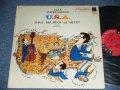 DAVE BRUBECK QUARTET - JAZZ IMPRESSIONS OF THE USA  ( 6 EYES Label ) / 1957 US ORIGINAL MONO Used   LP