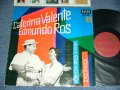 CATERINA VALENTE and EDMUNDO ROS - LATEIN AMERIKANISCHE RHYTHMEN / 1960's? GERMAN ORIGINAL STEREO Used LP