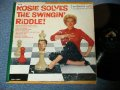 ROSEMARY CLOONEY - ROSIE SOLVES THE SWINGIN' RIDDLE! ( G++/Ex++ ) / 1961 US AMERICA ORIGINAL MONO  Used LP