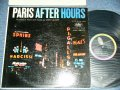 VICKY AUTIER - PARIS AFTER HOURS  ( Ex/Ex )  /  US AMERICA ORIGINAL Mono Used LP