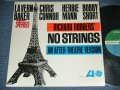 LA VERN BAKER / CHRIS CONNOR / HERBIE MANN / BOBBY SHORT - RICHARD RODGERS' NO STRINGS AN AFTER-THEATRE VERSION / 1962? US AMERICA ORIGINAL STEREO Used LP