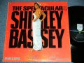 SHIRLEY BASSEY - THE SPECTACULAR ( Ex,Ex+/Ex+++ )  / 1965 US AMERICA ORIGINAL MONO Used LP