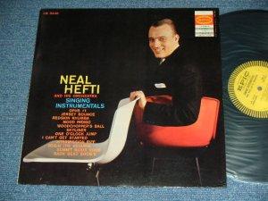 画像1: NEAL HEFTI with RAY CHARLES CHOIR - SINGING INSTRUMENTALS ( Ex+++/Ex+++)  / 1958 US AMERICA ORIGINAL MONO Used  LP