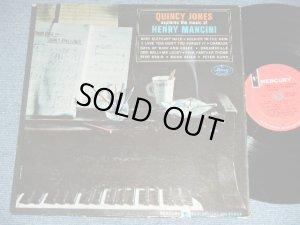 画像1: QUINCY JONES - EXPLORES THE MUSIC OF HENRY MANCINI ( Ex+/Ex++ )  / 1964 US AMERICA ORIGINAL MONO Used  LP
