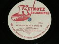 "LESTER YOUNG  QUARTET ( JOHN GUARNIERI,SIDNEY CATLETT,""SLAM"" STEWART, )  -  AFTERNOON OF A BASIE-ITE  / US ORIGINAL Used 78rpm SP"