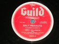 DIZZY GILLESPIE- SALT PEANUTS  / US ORIGINAL Used 78rpm SP