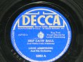 LOUIS ARMSTRONG -  HEP CATS' BALL ( Vocal )  / US ORIGINAL Used 78rpm SP
