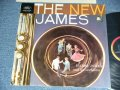 "HARRY JAMES - THE NEW JAMES  /  1960 UK ENGLAND 2nd PRESS ""BLACK with RAINBOW CAPITOL LOGO on LEFT"" Label MONO MONO  Used LP"