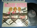 THE McGUIRE SISTERS - RIGHT NOW! ( Ex++/MINT- )/ 1966 US AMERICA ORIGINAL MONO LP