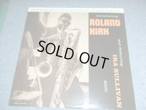 画像1: RAHSAAN)  ROLAND KIRK -  INTRODUCING  / 1990's US AMERICA Reissue Brand New SEALED LP