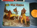O.S.T. - WILD WHEELS ( VG++/Ex++ ) /  1969 US AMERICA ORIGINAL STEREO Used LP