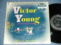"VICTOR YOUNG -  MUSIC BY VICTOR YOURNG  / 1950sUS AMERICA Original Mono 10"" LP"