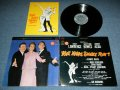 """Original Broadway Cast ( with STEVE LAWRENCE & SALLY ANN HOWES & ROBERT ALDA ) - WHAT MAKES SAMMY RUN?  / 1964 US AMERICA ORIGINAL 'With BOOKLET' + 'PROMO STAMP' & '360 SOUND Label"""" STEREO  Used LP"""