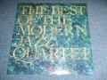 MJQ MODERN JAZZ QUARTET - THE BEST OF / 1988  US ORIGINAL Brand New SEALED LP