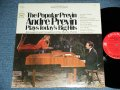 "ANDRE PREVIN  - THE POPULAR PREVIN PLAYS TODAY'S BIG HITS (Arranged and Conducted by Marty Paich : Ex,Ex++/Ex+++ ) / 1965 US AMERICA ORIGINAL ""360 Sound 1st Press BLACK Print Label""  STEREO Used LP"