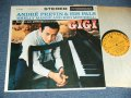 "ANDRE PREVIN and His PAL ( SHELLY MANNE & RED MITCHELL )  - ""GIGI""  / 1959 US AMERICA ORIGINAL ""YELLOW Label"" STEREO Used LP"