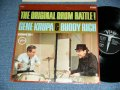 GENE KRUPA & BUDDY RICH - THE ORIGINAL DRUM BATTLE!  (  MINT-/Ex+++  )  ) /  1962 US AMERICA ORIGINAL  STEREO  Used LP