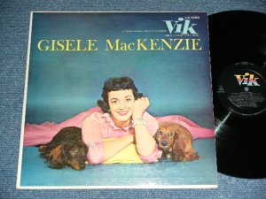 画像1: GISELE MacKENZIE with NEAL HEFTI  - GISELE MacKENZIE  (Ex++/Ex++)  / 1956 US AMERICA ORIGINAL MONO Used  LP