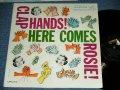 ROSEMARY CLOONEY - CLAP HANDS! HERE COMES ROSIE! ( Ex++/Ex+++ ) / 1960 US AMERICA ORIGINAL MONO  Used LP
