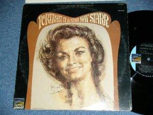 画像1: KAY STARR -  PORTRAIT A STARR  ( Ex++/Ex+++ ) / 1968? US AMERICA STEREO Used LP