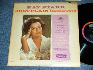 """画像1: KAY STARR - JUST PLAYING COUNTRY  ( Ex/Ex++  Looks:Ex+ ) / 1962 US AMERICA  ORIGINAL 1st Press """"Capito  Logo on LEFT Side Label""""  LABEL MONO Used LP"""