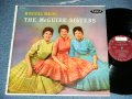 THE McGUIRE SISTERS -  MUSICAL MAGIC ( Ex+++/Ex+++ Looks:Ex++ )  / 1957  US ORIGINAL MONO Used LP
