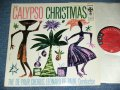 "The DE PAUR CHORUS, LEONARD DE PAUR, CONDUCTOR - CALYPSO CHRISTMAS ( Ex++/Ex+++ Looks: Ex+) / 1950's? US AMERICA ORIGINAL ""6 EYES Label"" Used LP"