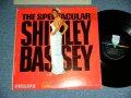 SHIRLEY BASSEY - THE SPECTACULAR ( Ex+/Ex+++ )  / 1965 US AMERICA ORIGINAL MONO Used LP