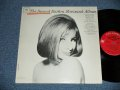 "BARBRA STREISAND  - THE SECOND ALBUM ( Ex+++/Ex++)   / 1963  US AMERICA ORIGINAL ""1st Press 2 EYES with GURANTEED High Fidelity on Label""  MONO Used LP"