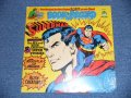 "ORIGINAL RADIO BROADCAST - SUPERMAN / 1978 US ORIGINAL ""BRAND NEW SEALED"" LP"