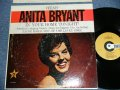 ANITA BRYANT - HEAR ANITA BRYANT IN YOUR HOME TONIGHT (VG+++/Ex+++)  / 1960 US ORIGINAL MONO Used LP