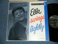 "ELLA FITZGERALD - ELLA SWINGS LIGHTLY  (Ex/Ex,Ex+++) /  1960  US AMERICAORIGINAL ""1st Press Label"" STEREO  Used LP"