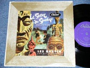 画像1: LES BAXTER - Le SACRE du SAUVAGE ( Ex+/Ex++) / 1952 US AMERICAS ORIGINAL MONO Used 10 inch LP