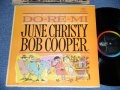 "JUNE CRISTY  -  DO-RE-MI ( Ex+/Ex+++) / 1961 US ORIGINAL ""BLACK With RAINBOW 'CAPITOL' Logo on LEFT Label""  Mono Used LP"