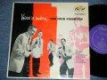 "FOUR FRESHMEN,The - VOICE IN MODERN ( Ex/Ex- Looks:VG+++)  / 1955 US AMERICA ORIGINAL ""PURPLE Label"" Used 10"" LP"