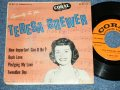 "TERESA BREWER - EXSPCIALLY FOR YOU   ( VG++.VG+++, Ex )  / 1950's  US AMERICA ORIGINAL  MONO Used 7""45 rpm EP with PICTURE SLEEVE"