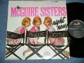 THE McGUIRE SISTERS - RIGHT NOW! ( Ex+,VG+++/Ex++) / 1966 US AMERICA ORIGINAL STEREO Used  LP