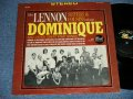THE LENNON SISTERS & COUSINS - DOMINIQUE  ( Ex+/Ex++) / 1964  US AMERICA ORIGINAL STEREO Used LP