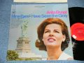 "ANITA BRYANT - MINE EYES HAVE SEEN THE GLORY  ( MINT-/Ex+++ ) / Early 1970's  US AMERICA REISSUE ""2nd Press Label""  STEREO  Used LP"
