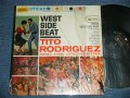 TITO RODRIGUEZ Orchestra - WEST SIDE BEAT  (Ex+++/Ex+++)   / 1960's US AMERICA ORIGINAL  STEREO   Used LP