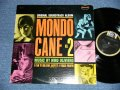 OST / MUSIC BY  NINO OLIVIERO - MONDO CANE NO.2 ( Ex+/Ex++) / 1964 US ORIGINAL STEREO  Used LP