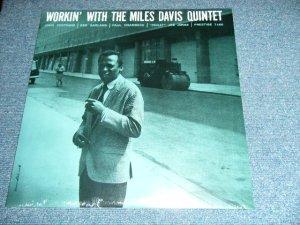 """画像1: THE MILES DAVIS QUINTET - WORKIN' / US AMERICA  Reissue RE-PRESS """"Brand New Sealed""""  LP"""