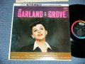"JUDY GARLAND - AT THE GROVE ( Ex++/Ex+++ B-4:Ex+  )  / 1959 US AMERICA ORIGINAL ""BLACK with RAINBOW Ring CAPITOL Logo on TOP Label"" STEREO Used LP"